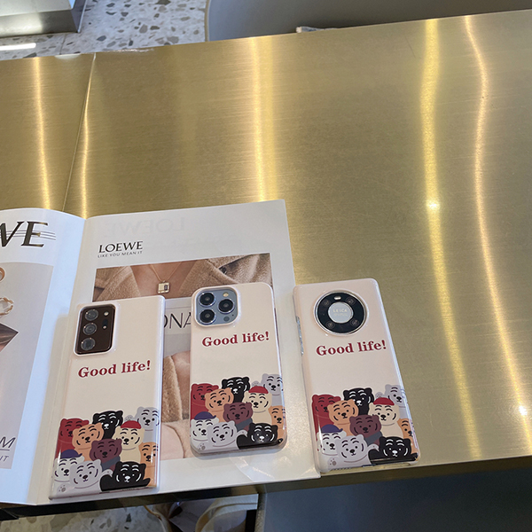 Slim Silicone Cartoon Pattern Galaxy S7 Case Or Covers SG701_5