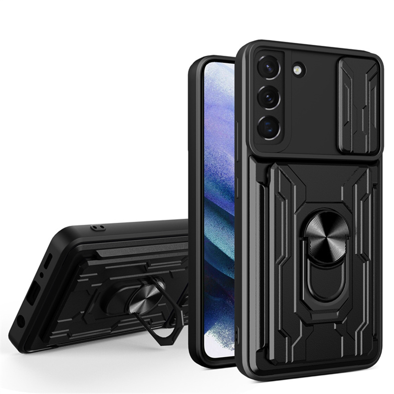 Transparent Clamshell Protective Sleeve Case Or Covers For S7 S6 And S7 Edge SG702_2