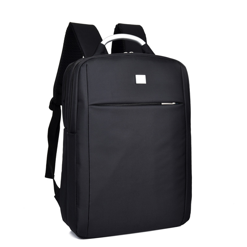 Minimalism Business Laptop Computer Square Backpack Leisure Bag MFB03