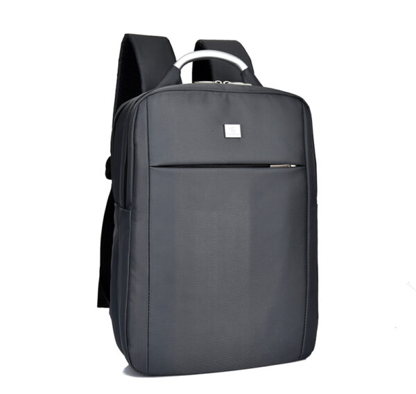 Minimalism Business Laptop Computer Square Backpack Leisure Bag MFB03_2