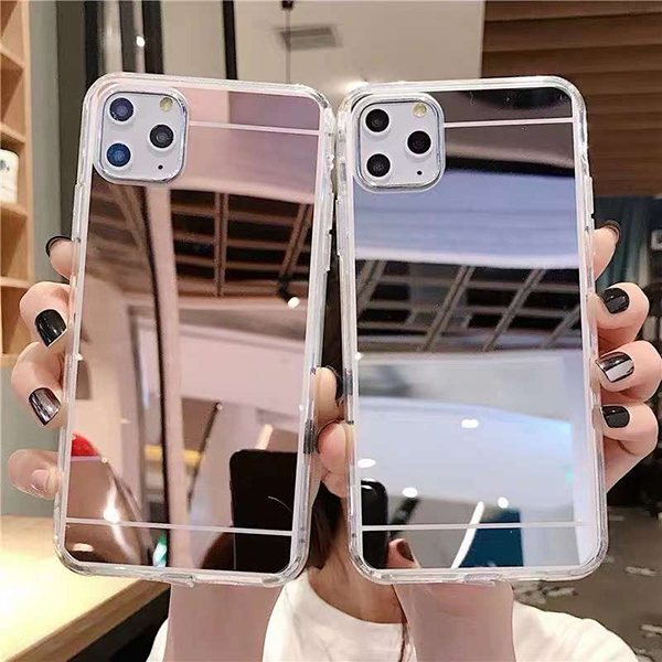 Perfect Samsung S7 S6 Edge Note 5 Silicone Mirror Protective Sleeve Cases SG705