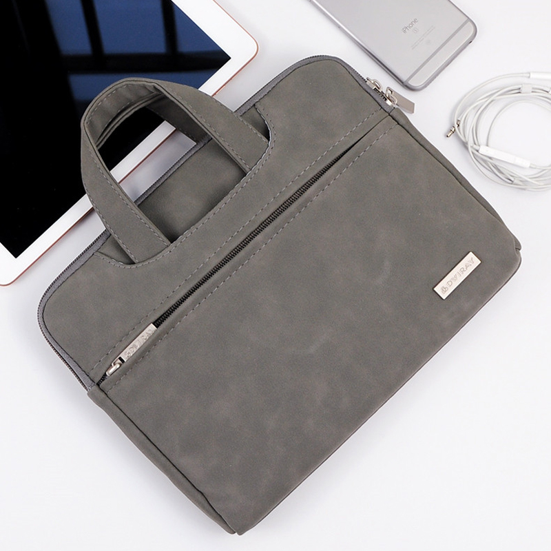 Cool Surface Pro Go iPad Air Pro Protective Leather Bag MSB04_4