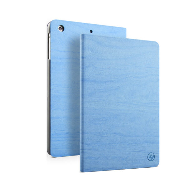 Perfect Dark blue Leather iPad Mini 4 3 2 1 Protective Cases Or Covers IPMC403_4
