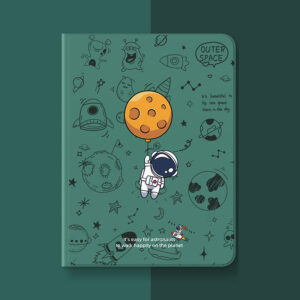 Protective Astronaut Painted iPad Air Mini Pro New iPad Cover IPPC06