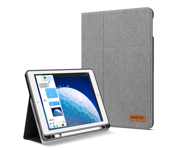 Protective iPad Pro 9.7 Inch iPad Air 1 2 3 Cover With Pen Slot IPPC06