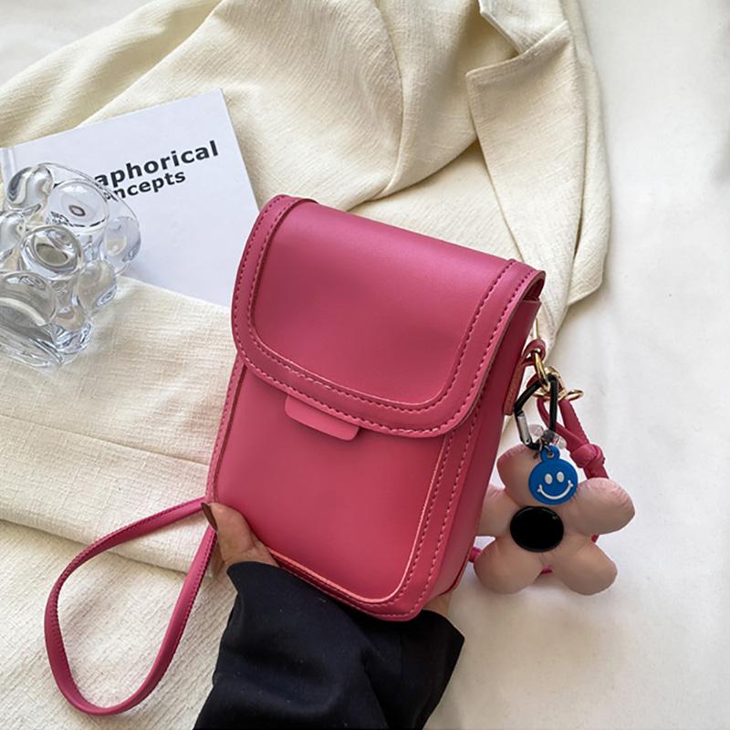 2019 Women Messenger Handbags Bag Shoulder Packet Phone Wallet PW05_2