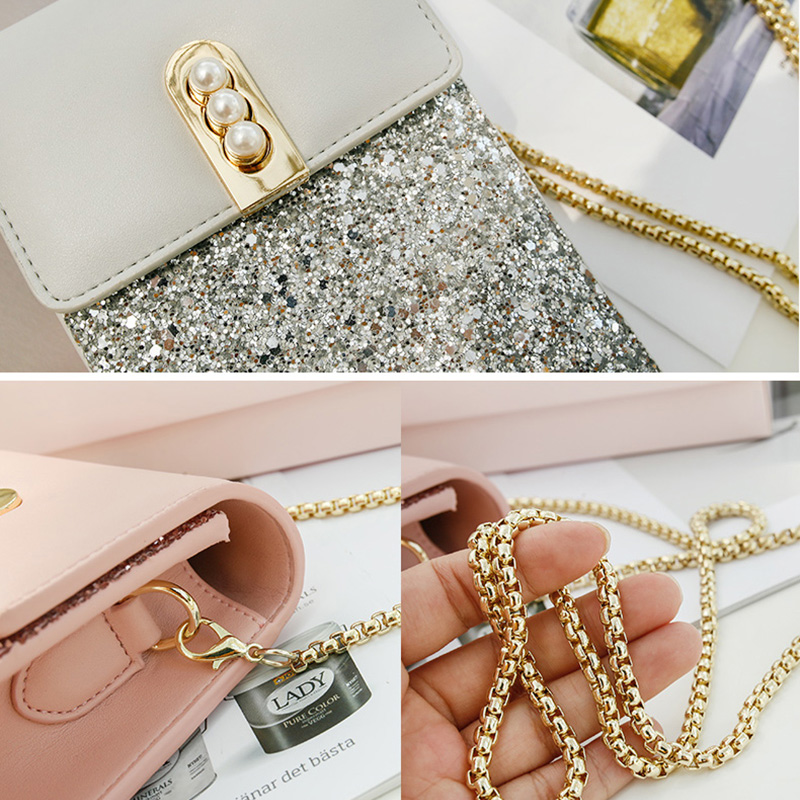 2019 Women Messenger Handbags Bag Shoulder Packet Phone Wallet PW05_6
