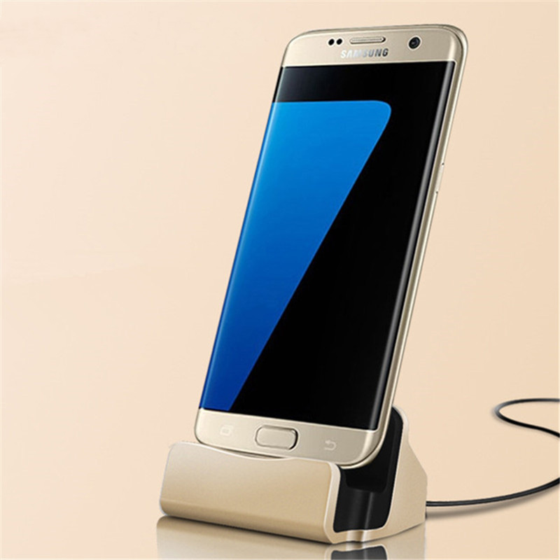 Best Samsung S5 6 7 8 9 Edge Plus Note3 4 5 Charger Stand Dock ICD04_2