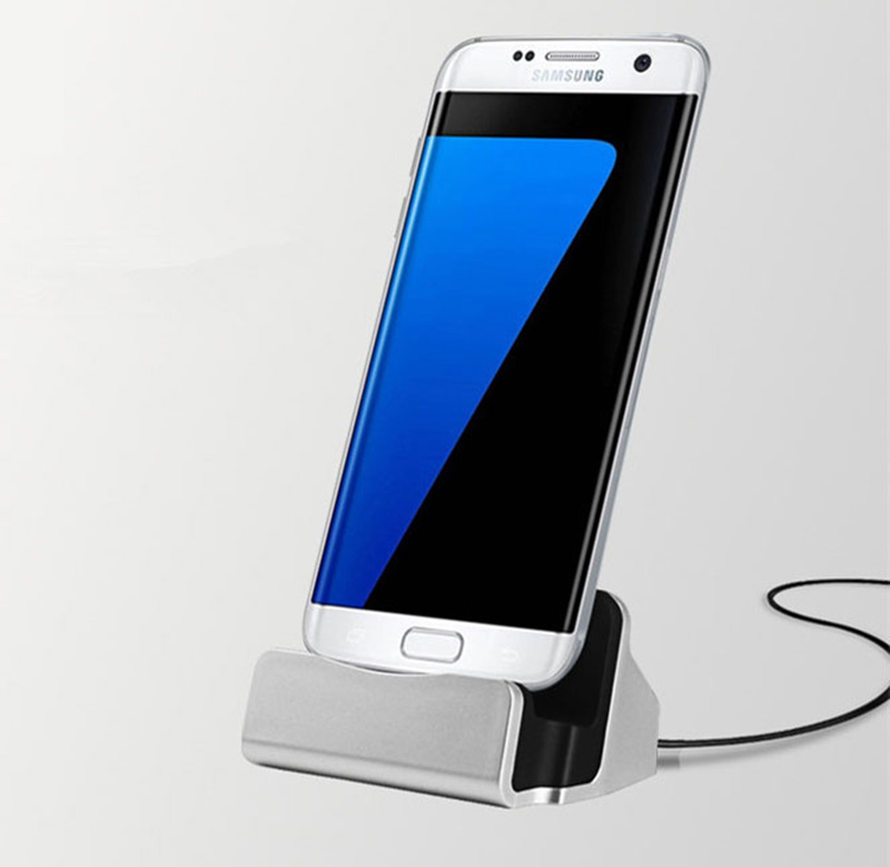 Best Samsung S5 6 7 8 9 Edge Plus Note3 4 5 Charger Stand Dock ICD04_3