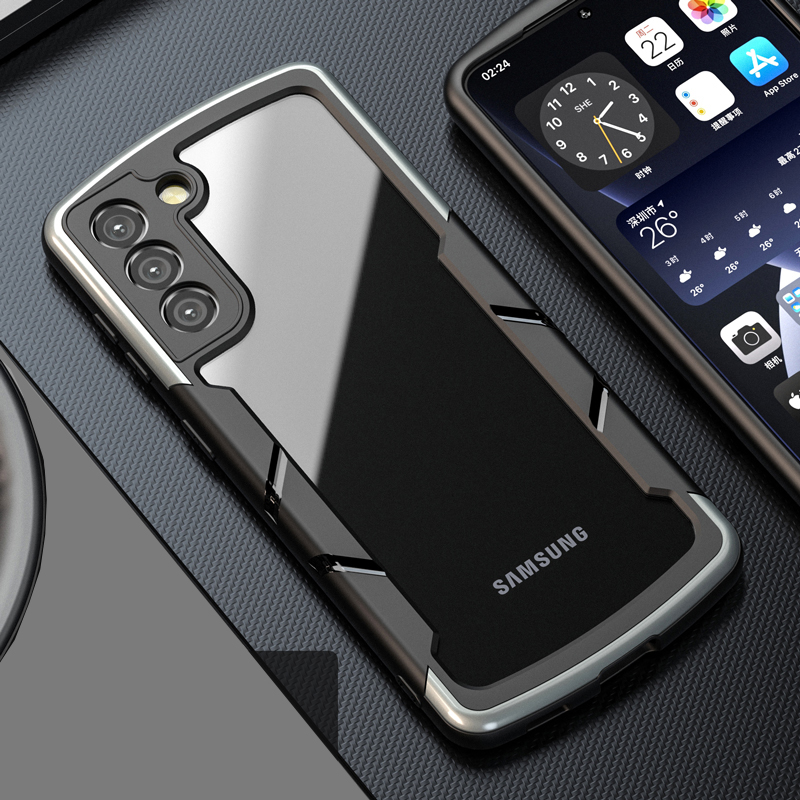 Protective Samsung S7 And S7 Edge Case With Bracket SG709_3