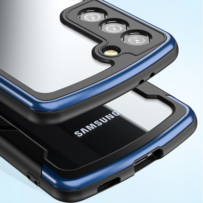 Protective Samsung S7 And S7 Edge Case With Bracket SG709_7