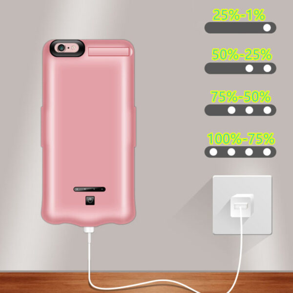 20000mAh Best iPhone 8 7 And Plus Charge Cases Covers IPGC06_8