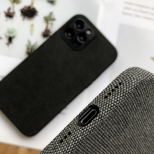 All-inclusive Flannel Case For iPhone 12 Pro Max IPS707_8