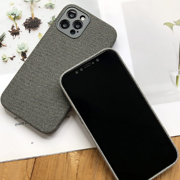 All-inclusive Flannel Case For iPhone 12 Pro Max IPS707_9
