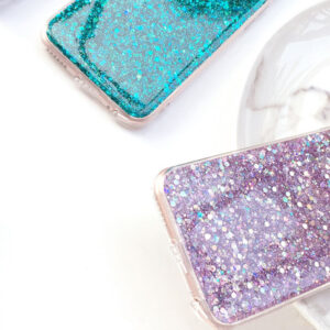 Perfect Glitter iPhone 8 7 6 6S Plus Silicone Cases Covers IPS706_4
