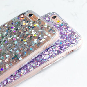 Perfect Glitter iPhone 8 7 6 6S Plus Silicone Cases Covers IPS706_6