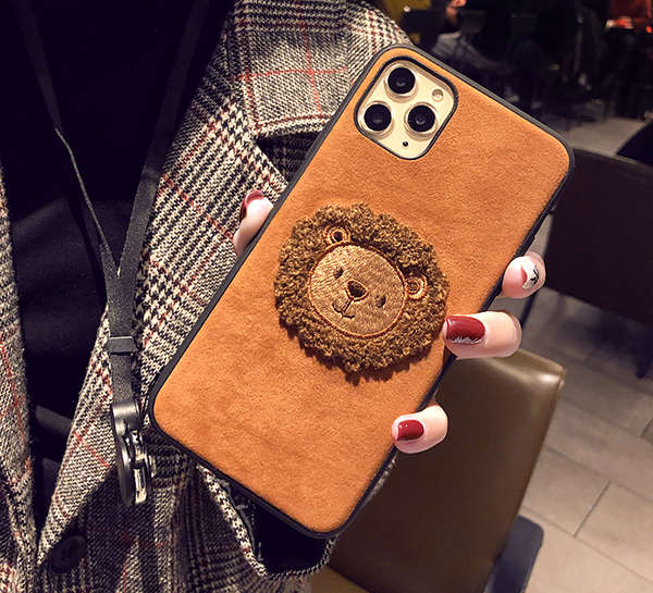 Handmade Wool Hat iPhone 8 7 6 6S Plus Soft Case Covers IPS708