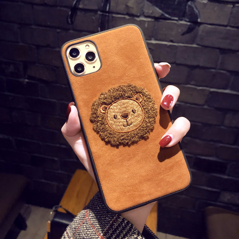 Handmade Wool Hat iPhone 7 6 6S Plus Soft Case Covers IPS708_2