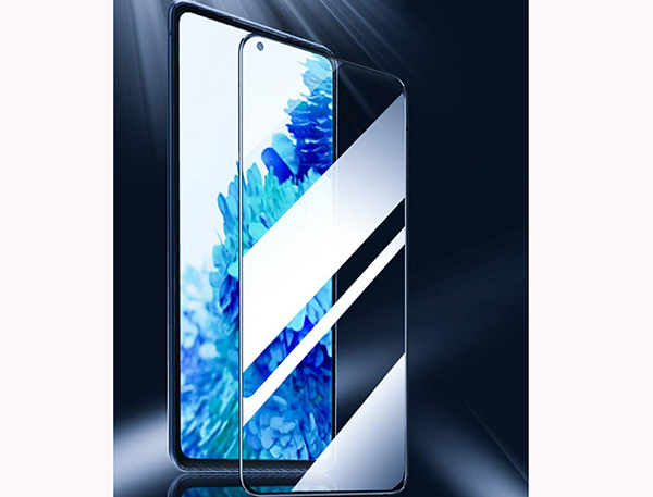 Rose Gold Samsung S7 Edge Full HD Anti-Explosion Screen Protector IPASP06_5
