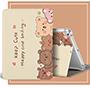 Best Dog Pattern iPad Mini 4 3 2 iPad Air 2 Case Covers IPMC404_2