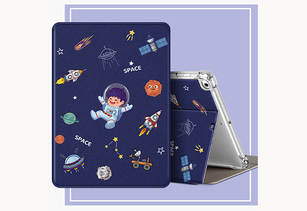 Best Dog Pattern iPad Mini 4 3 2 iPad Air 2 Case Covers IPMC404_3