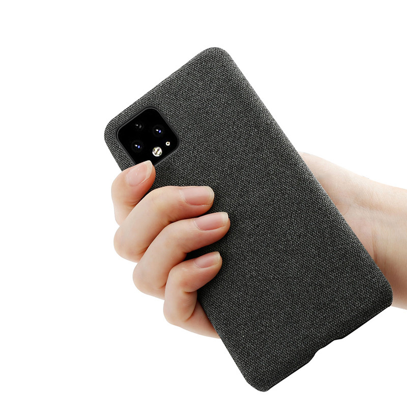 Best Non-slip Fabric Case For Google Pixel 5 4 4A And XL GPC01