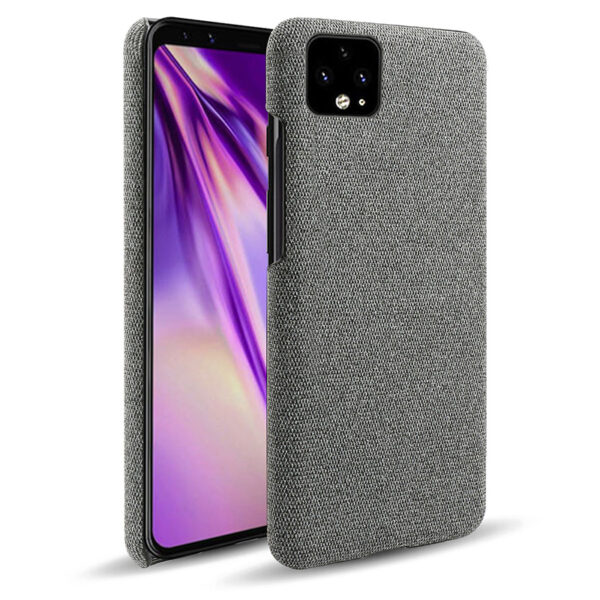Best Non-slip Fabric Case For Google Pixel 5 4 4A And XL GPC01_2