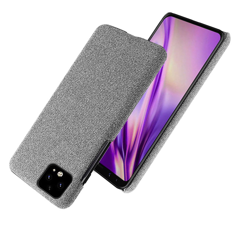Best Non-slip Fabric Case For Google Pixel 5 4 4A And XL GPC01_3