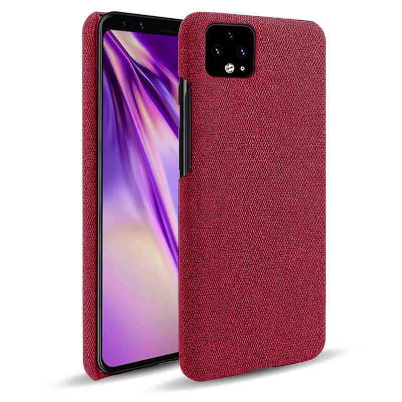 Best Non-slip Fabric Case For Google Pixel 5 4 4A And XL GPC01_4