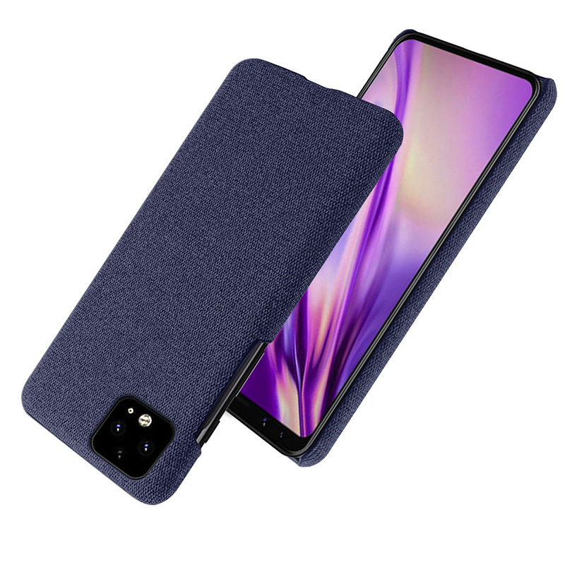 Best Non-slip Fabric Case For Google Pixel 5 4 4A And XL GPC01_5