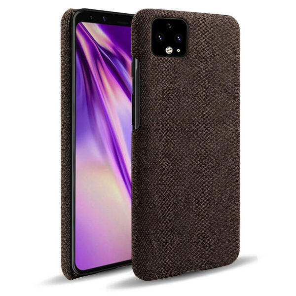 Best Non-slip Fabric Case For Google Pixel 5 4 4A And XL GPC01_6
