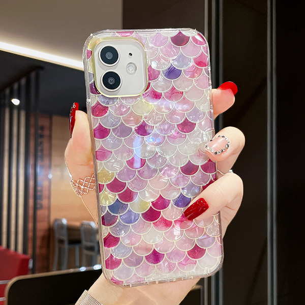 Glitter Sparkle Case Cover For iPhone 8 7 6 6S Plus 5S SE IPS628