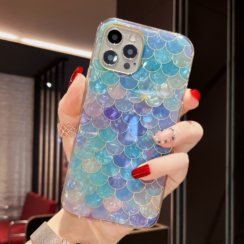 Glitter Sparkle Case Cover For iPhone 8 7 6 6S Plus 5S SE IPS628_2