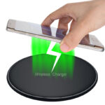 Universal Wireless Charger For iPhone Samsung Andrews Mobile Phone ICD05