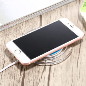 Universal Wireless Charging Receiver For iPhone X 8 7 6 Samsung S8 S7 Note ICD06