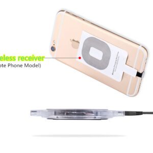 Universal Wireless Charging Receiver For iPhone X 8 7 6 Samsung S8 S7 Note ICD06_2