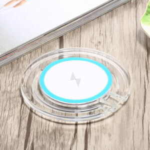 Universal Wireless Charging Receiver For iPhone X 8 7 6 Samsung S8 S7 Note ICD06_4