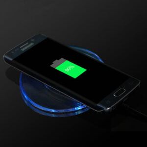 Universal Wireless Charging Receiver For iPhone X 8 7 6 Samsung S8 S7 Note ICD06_5