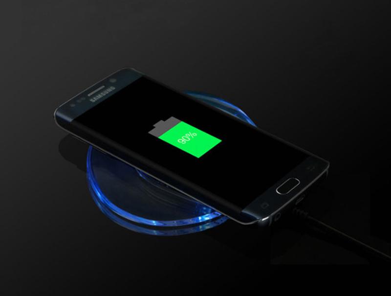 Universal Wireless Charging Receiver For iPhone X 8 Samsung S9 8 7 Note ICD06_5