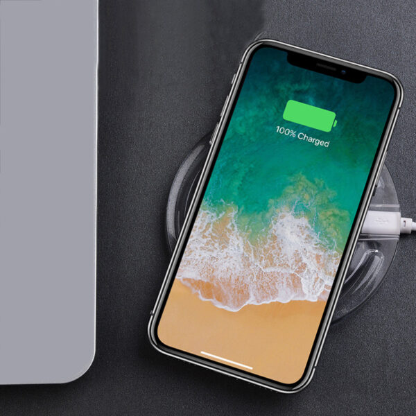 Universal Wireless Charging Receiver For iPhone X 8 Samsung S10 9 8 Note ICD06_8