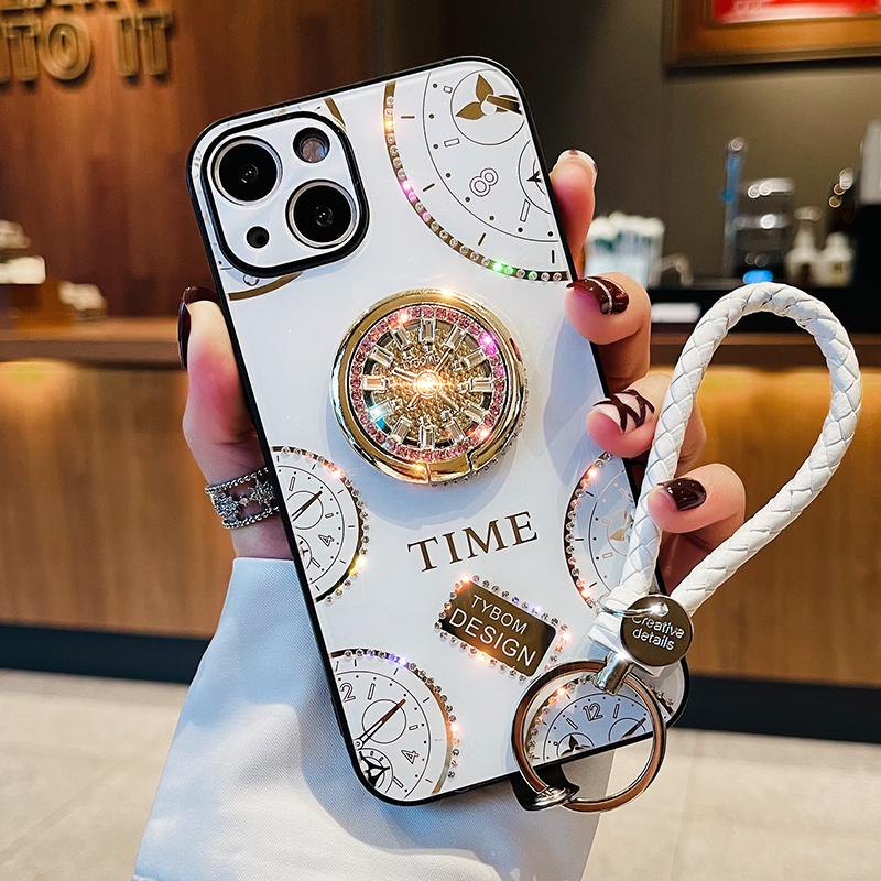 3D Diamond Pattern iPhone 7 6 Plus 5S SE Silicone Case Covers IPS712_2