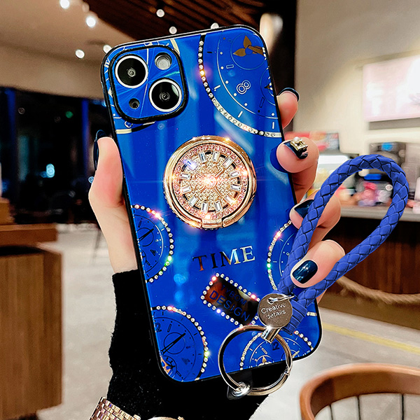 Diamond Glitter iPhone 11 Pro Max Silicone Case IPS712_4