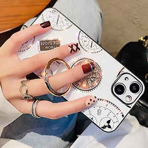 Diamond Glitter iPhone 11 Pro Max Silicone Case IPS712_8
