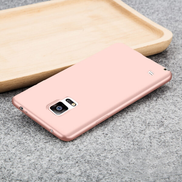 Perfect Silicone Samsung Note 4 All-inclusive Case SNT03_3
