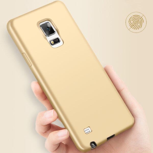 Perfect Silicone Samsung Note 4 All-inclusive Case SNT03_5
