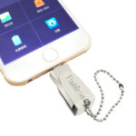 Fashionable iPhone iPad Macbook Flash Drive 8G 16G MUD01