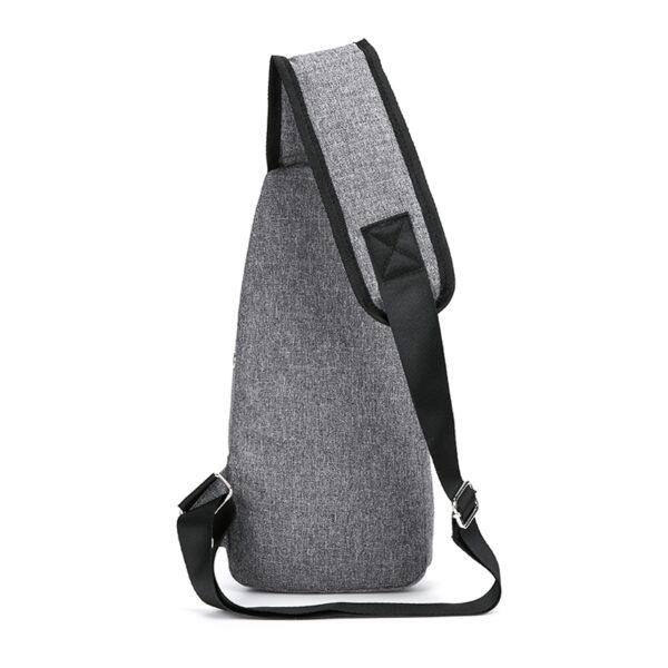 One Shoulder Leisure Messenger Backpack Chest Bag MFB06_7