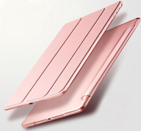 Perfect 2017 2018 New iPad 9.7 Inch Leather Case Cover IP7C01_4