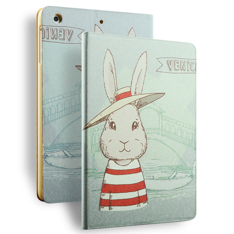 Best HD Painting 2017 2018 iPad 9.7 Inch Cases Covers IP7C02_5