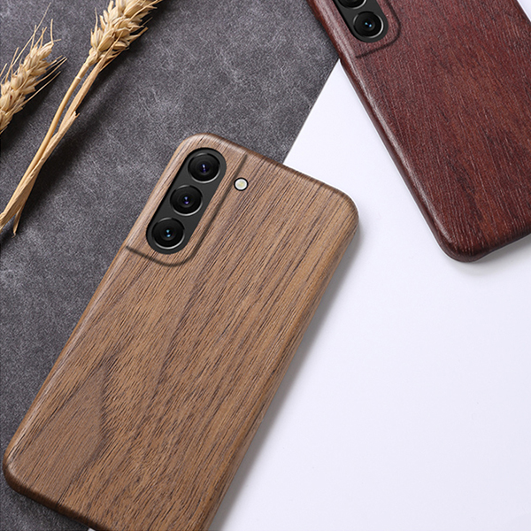 Creative Samsung Note 9 8 S8 S7 Edge Solid Wood Case SG803_6